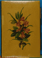 The Book with Flowers